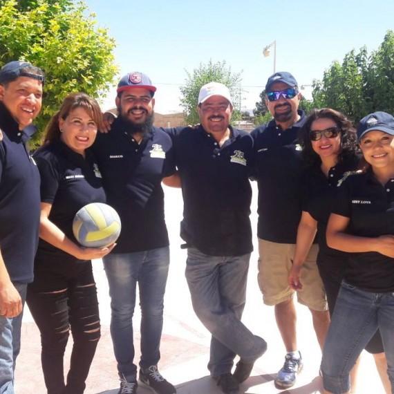 Jornada Deportiva 2017 del Centro Chihuahuense De Estudios de Posgrado.