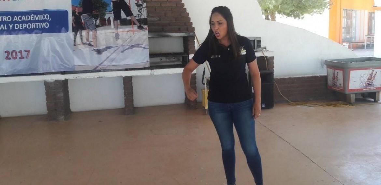 Canto y poesía en La Jornada Cultural 2017 del Centro Chihuahuense De Estudios De Posgrado.