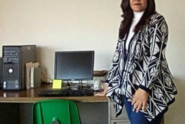 El CCHEP reconoce y felicita a la maestra Anabell Calvillo Pizaña.