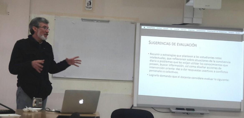 Revisión de los programas de Educación Cívica y Ética del Campo de Formación Académica y de Área de Artes del componente Desarrollo Personal y Social.