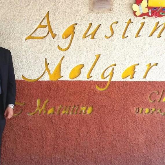 El CCHEP felicita al Mtro. Joel Guadalupe Anchondo Hernández.