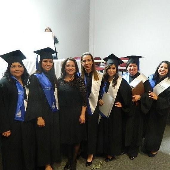 Ceremonia de graduación de los programas, Maestría en Competencias para la Docencia y Maestría en Desarrollo Educativo Generación 2016-2017.