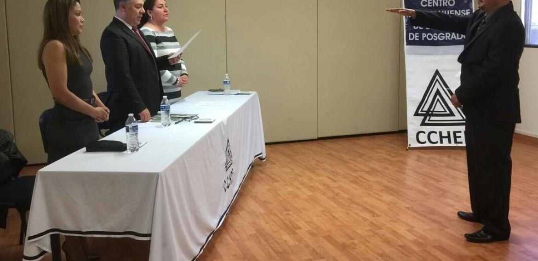 "Como producto de Curso de Titulación Mejora Escolar, Paulo Quintana Castillo, de CCHEP extensión Cuauhtémoc, presentó su producto profesional denominado ""Taller Escuela para Padres""."