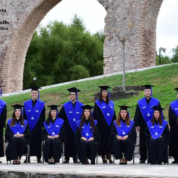 Ceremonia de graduación del programa de Maestría en Desarrollo Educativo, generación 2016-2018  ¡Éxito y felicidades por esta nueva meta profesional!!