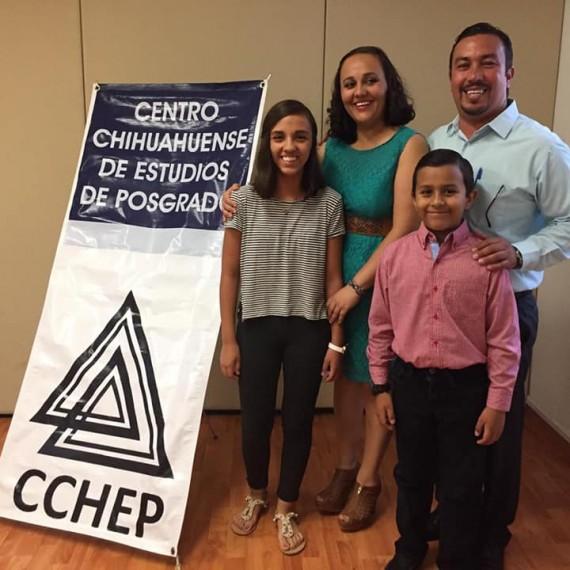 El CCHEP se congratula con el éxito profesional de la Mtra. Ivonne Aguirre, muchísimas felicidades!