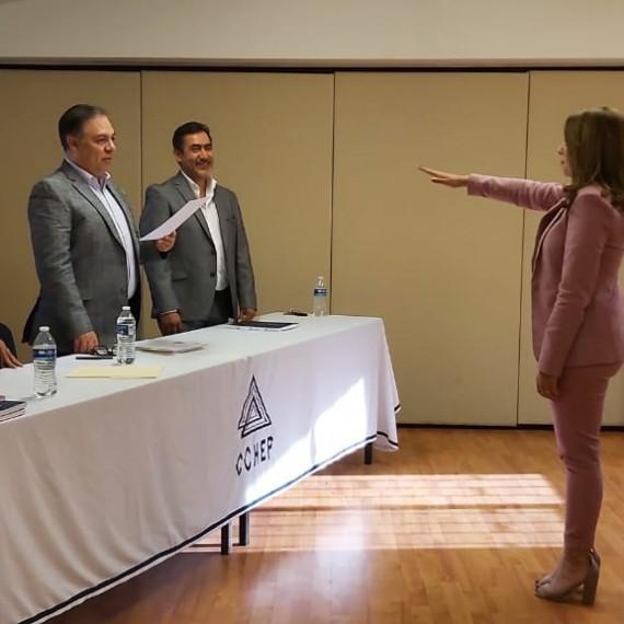 El CCHEP felicita a la Mtra. Valeria Soto por la obtención de su grado, felicidades!