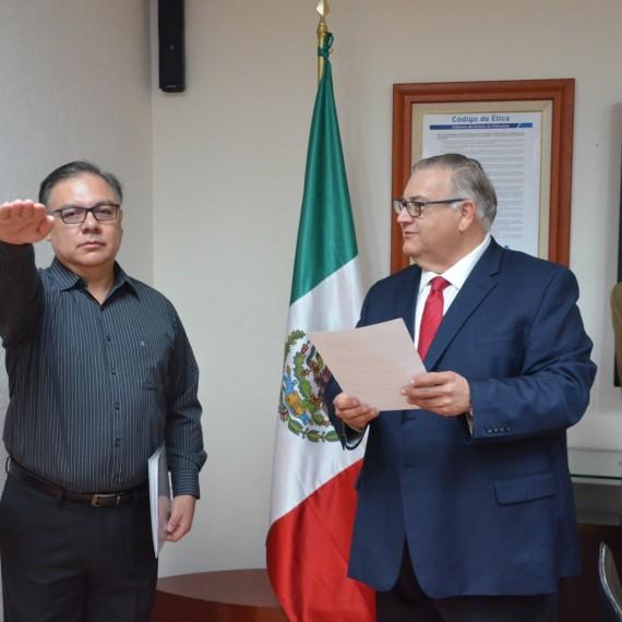 El CCHEP felicita el nombramiento del Dr. Jorge Sandoval Aldana como director de la institución, al mismo tiempo valora y agradece la gestión del Mtro. Arturo Vázquez Marín como director general Centro de noviembre de 2013 a agosto 2019.