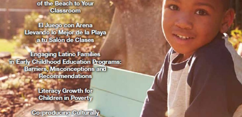 Revista: «Dimensions of Early Childhood», publica artículo de los compañeros Dra. Sara Torres-Hernández y Dr. Ramón Leonardo Hernández Collazo