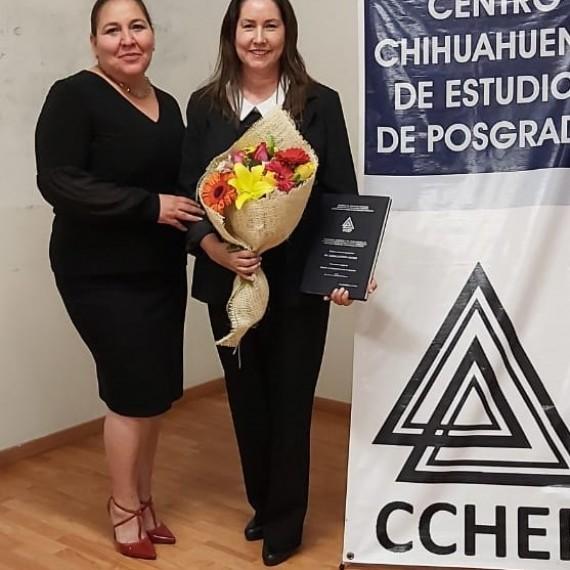 ¡La comunidad Cchep te felicita por este logro!