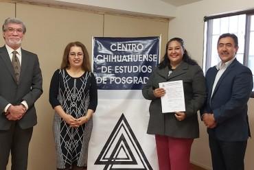 Felicidades Mtra Roxana Morales.