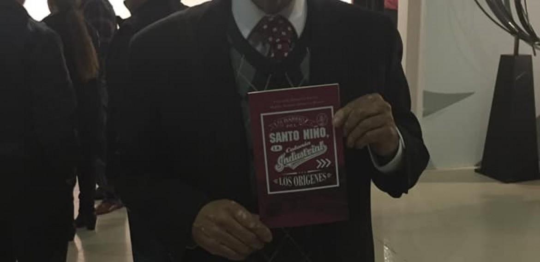 Felicidades al Dr. Fernando Sandoval -Director fundador del CCHEP- y al Dr. Martín Zermeño por la presentación de su libro El barrio del Santo Niño y la Colonia Industrial: los orígenes.