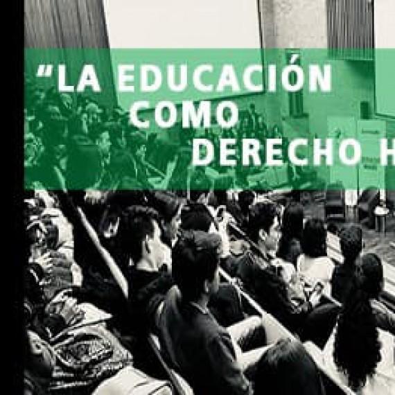 Segunda sesión del Seminario Permanente LA EDUCACIÓN COMO UN DERECHO HUMANO.