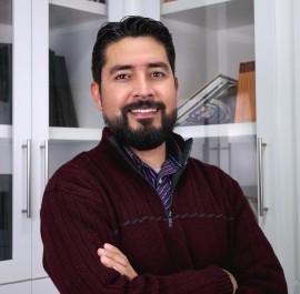 Mtro. Ángel Ebimael Calvillo Delgado