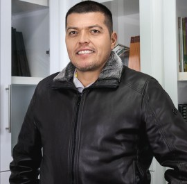 Mtro. Érick Sánchez Patiño
