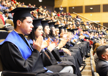 Ceremonia de Graduación de la Generación 2018-2019.