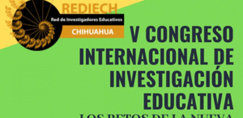 V Congreso Internacional de Investigación.