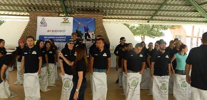 Divertidos Juegos Organizados De Patio En La Jornada Deportiva 2017